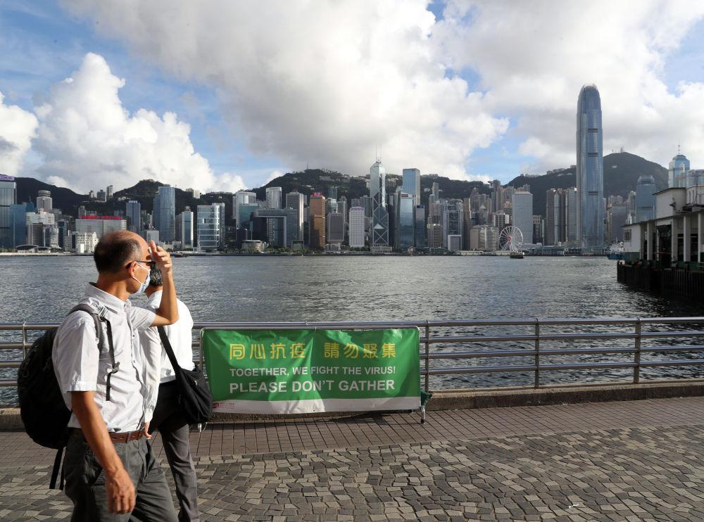 香港社会谴责反对派加剧疫情蔓延危害市民生命