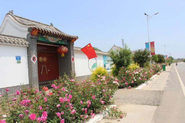 廊坊:全民共创文明城市 安次区宋王务村