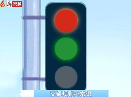 廊视频 | 交通规则小常识