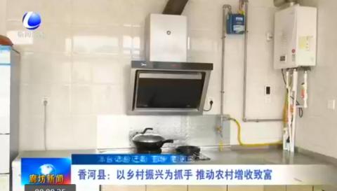 香河县:以乡村振兴为抓手 推动农村增收致富