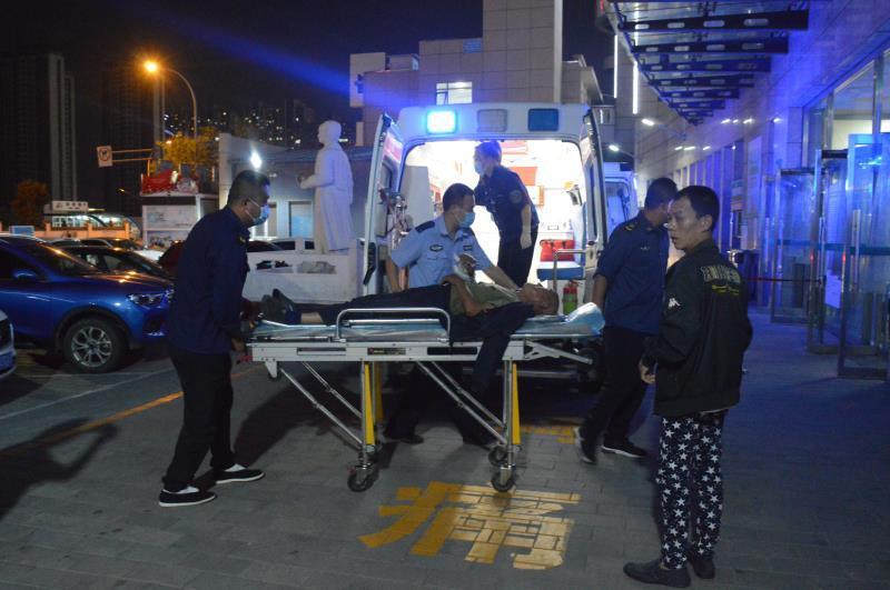 廊坊交警警醫合作常態化 為傷員救治提供有力保障