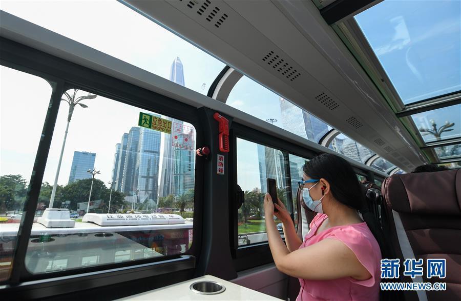 深圳开通旅游观光巴士