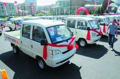 力推新一轮汽车下乡及家电补贴 激活国内大市场消费潜力