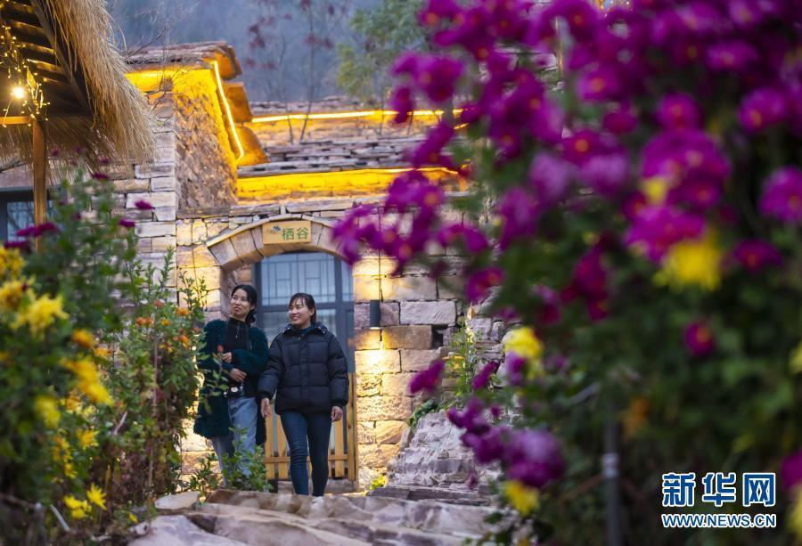 河北武安:大力发展乡村旅游