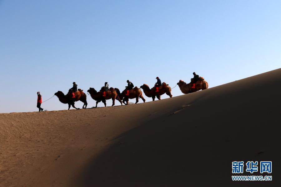 敦煌推出冬春游优惠措施吸引游客