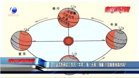 """【谣言粉碎机】农历""""牛年""""现""""无春""""现象 不宜嫁娶是真的吗?"""