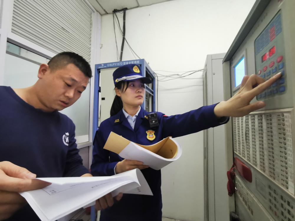 河北廊坊:隱患排查、宣傳教育確保節日消防安全