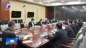 杨燕伟与数字认证集团董事长詹榜华举行工作会谈