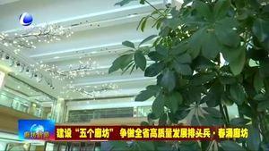 香河大爱城:打造医养结合特色小镇 服务京津养老人群