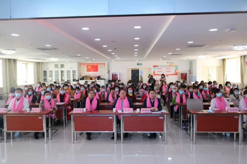 廊坊市妇幼保健院大型公益活动大受欢迎