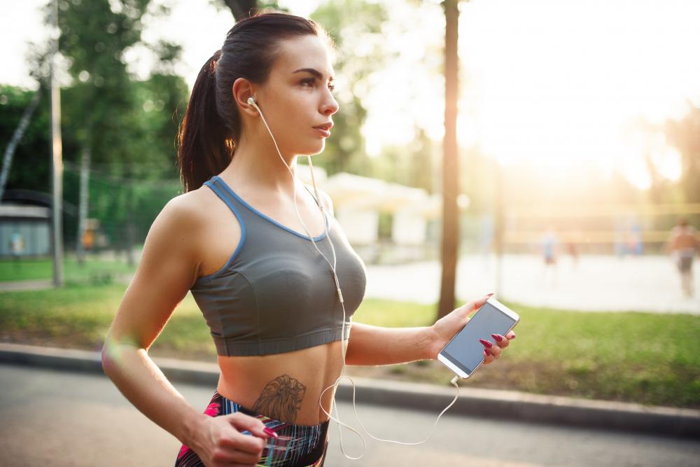 体育锻炼有助缓解体重超标女性生理期问题