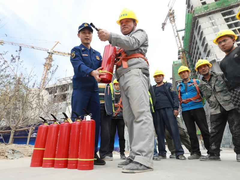 廊坊固安:防災減災消防在行動