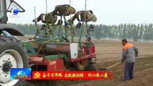 永清县刘街乡:探索农业发展新模式 合作社助农增收致富