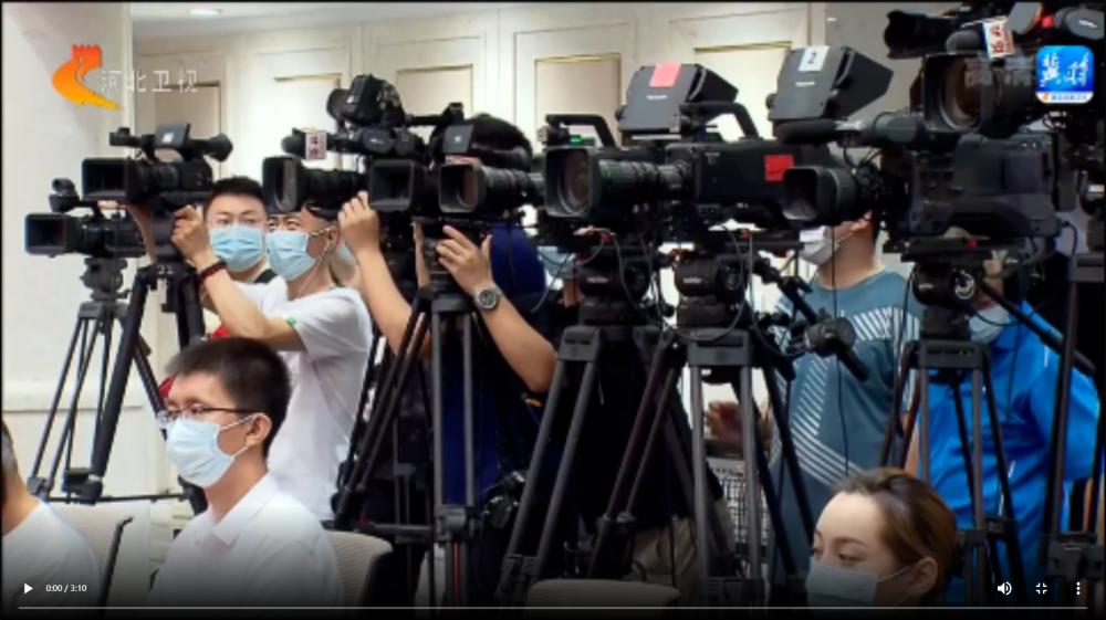 弘扬西柏坡精神 走好新时代赶考路——中外媒体聚焦建党百年河北巨变