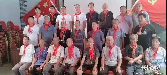 永清:传承红色基因 庆祝建党百年