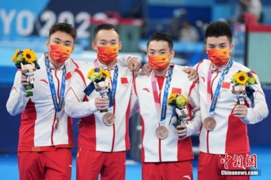 中国体操男团,巴黎再战!
