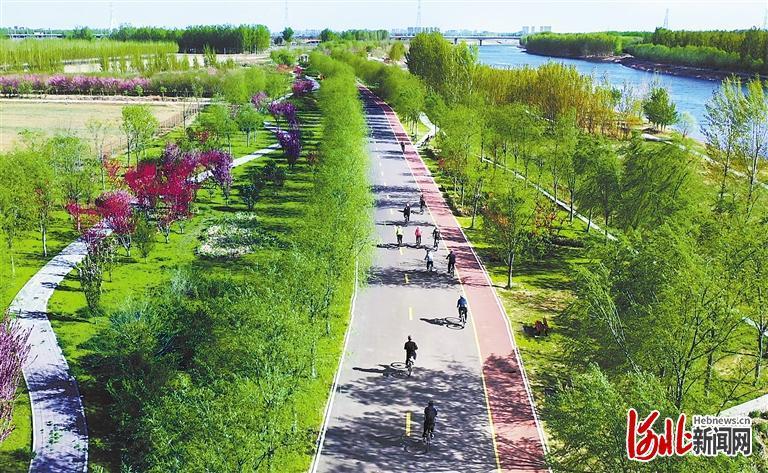 廊坊北三县实施城乡环境综合整治提升行动
