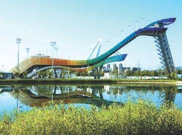 北京冬奧會三大賽區39個場館建設順利